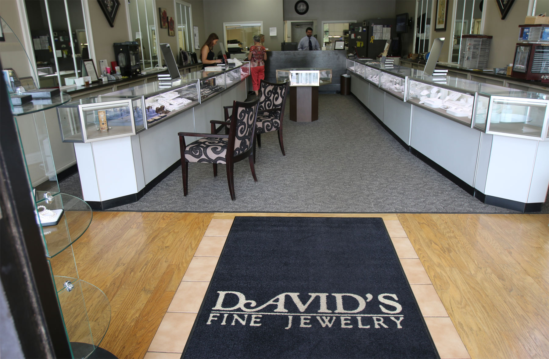 David's Fine Jewelry Repair Services